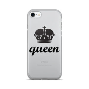 Queen Crown iPhone 7/7 Plus Case